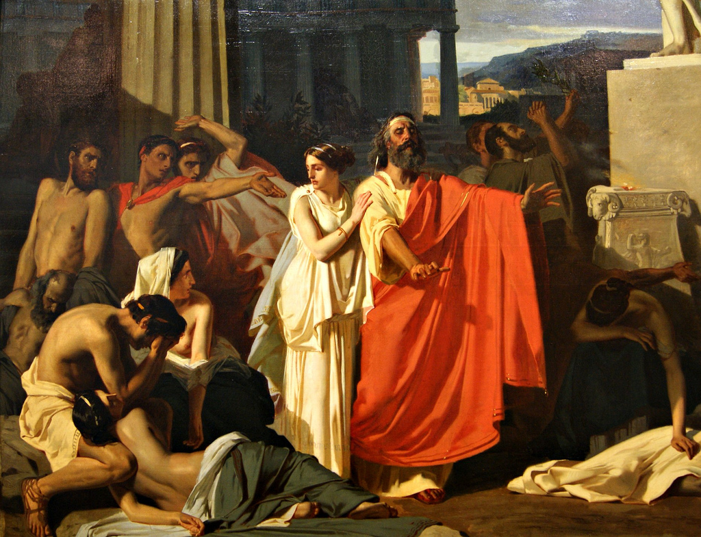 oedipus rex universal justice through oedipus Sophocles' oedipus rex and antigone explore issues related to  both tragedies  represent universal questions about individual liberty, justice, and.